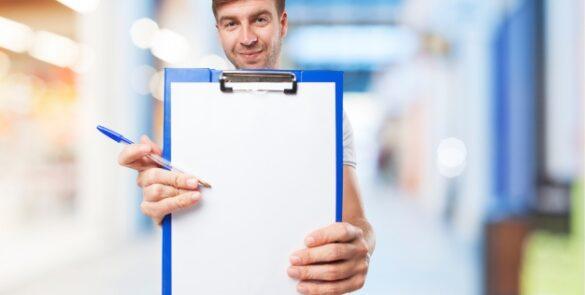 Checklist de atendimento do cliente